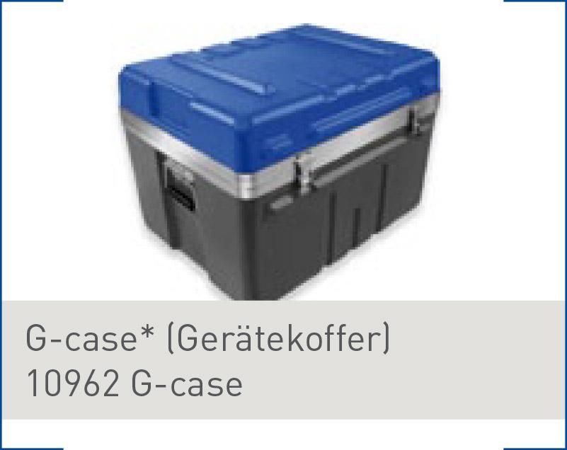 Gerätekoffer G-case für den G-smartrac 120 und 150 vario