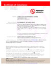 G-smartrac Zulassung Zertifikat