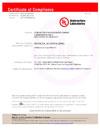 G-bladeaccess Zulassung Zertifikat