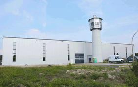 Die Produktionshallen von goracon