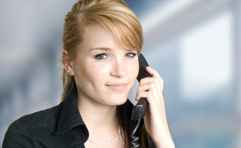 Servicetelefon bei goracon