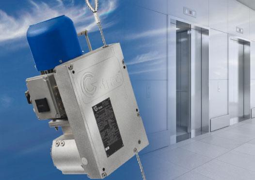 Der G-liftup für die gerüstlose Aufzugsmontage