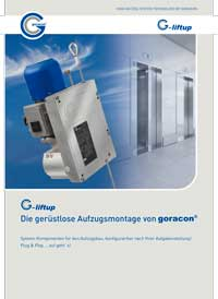 G-liftup_Aufzugsbau_Datenblatt_Cover