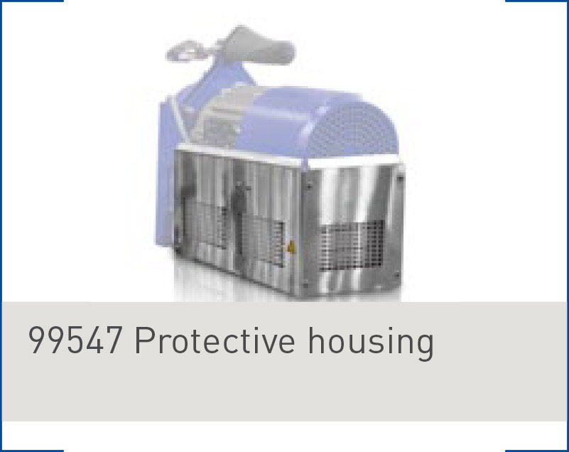 Protective housing for G-smartrac