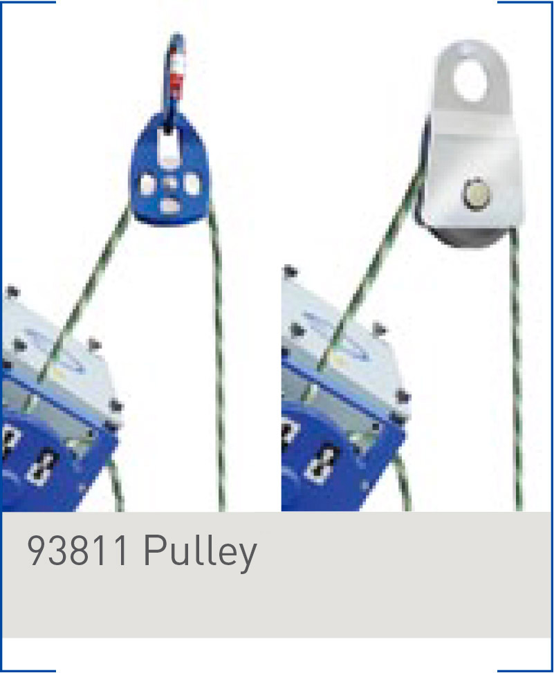 Pulley for G-smartrac