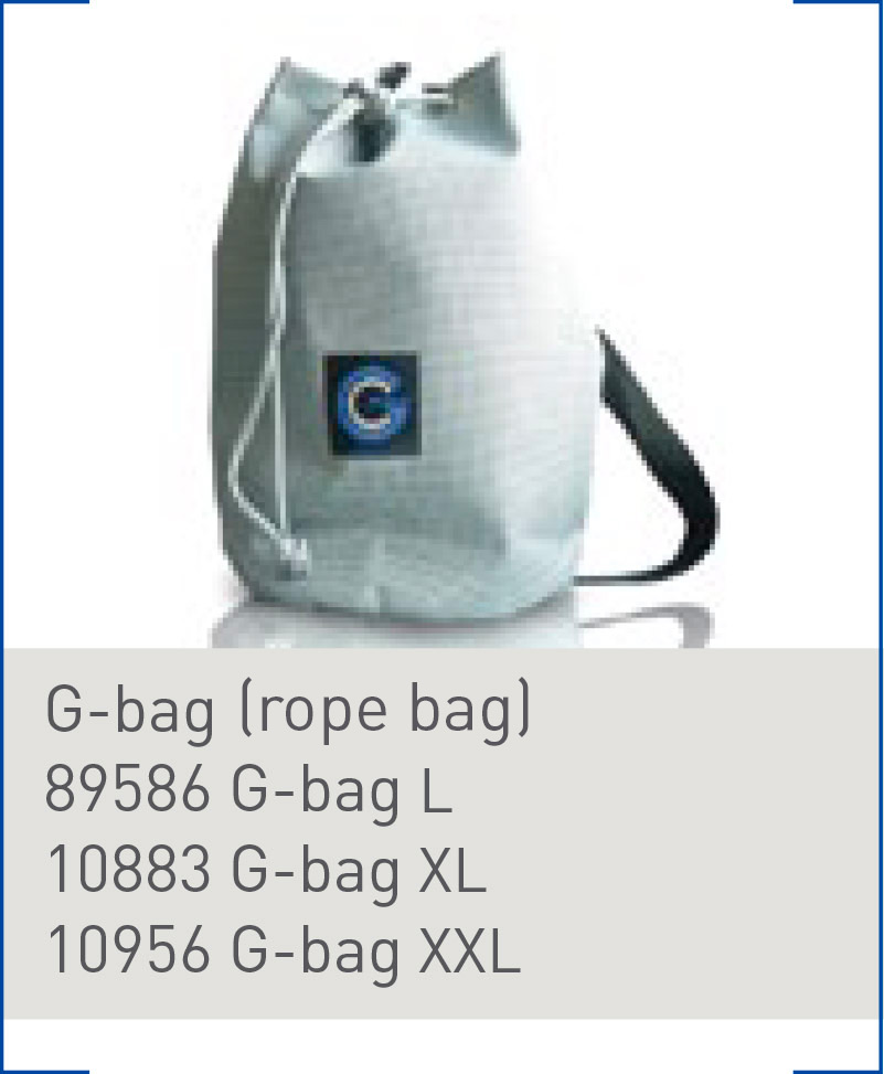 rope bag for G-smartrac